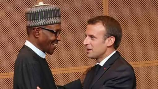 Insecurity: I can't solve Nigeria's problem, its bigger than me, France president Macron says