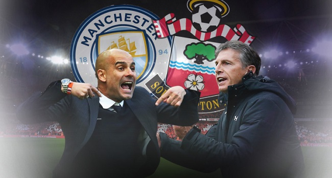 live streaming manchester city vs southampton 30 desember 2017