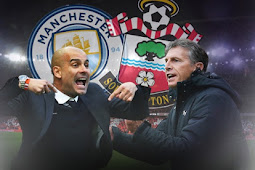 Live Streaming Manchester City vs Soouthampton 30 November 2017