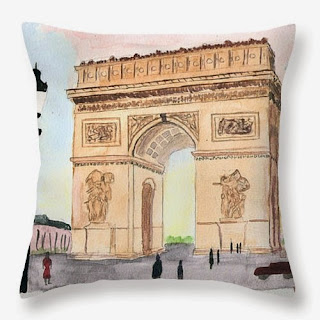 http://fineartamerica.com/products/arc-de-triomphe-keshava-shukla-throw-pillow-14-14.html