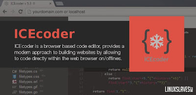 ICEcoder best free text editor for programming