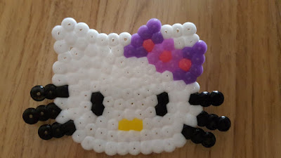 Hello Kitty Badges - quick party favors