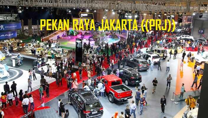 Informasi Loker PEKAN RAYA JAKARTA (PRJ) 2017 KEMAYORAN