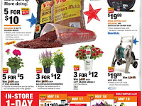 Home Depot Ad Flyer May 23 - May 29, 2019 (or 5/24/19)
