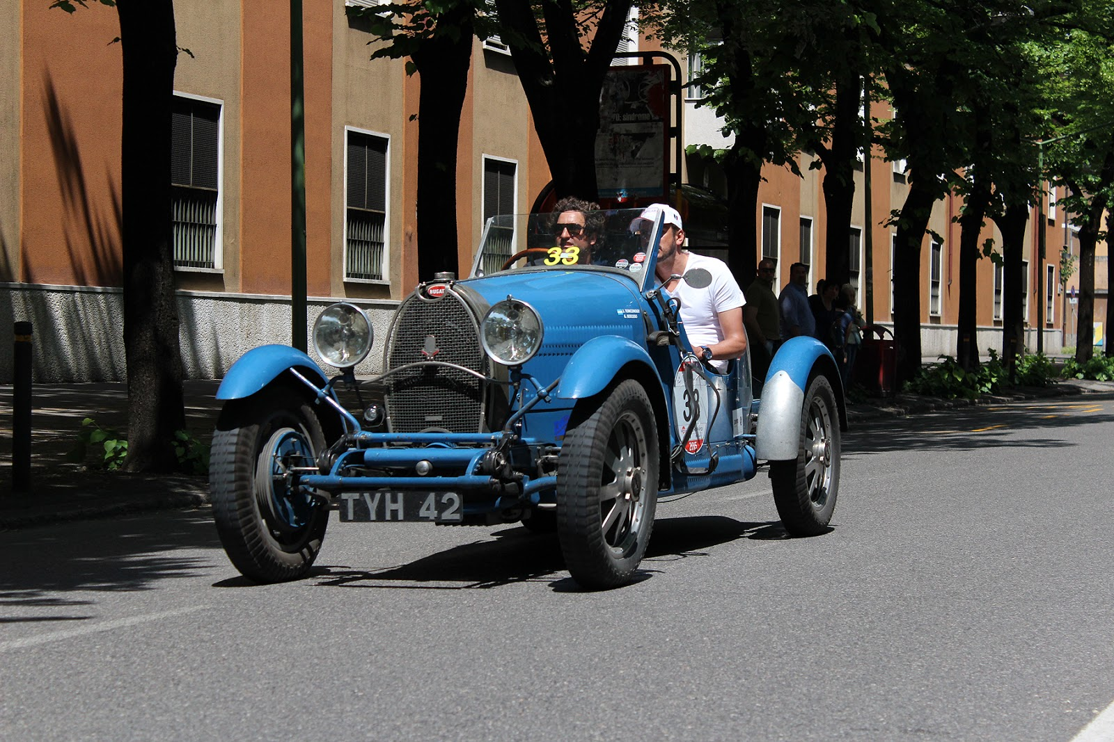Eniwhere Fashion - Mille Miglia 2015