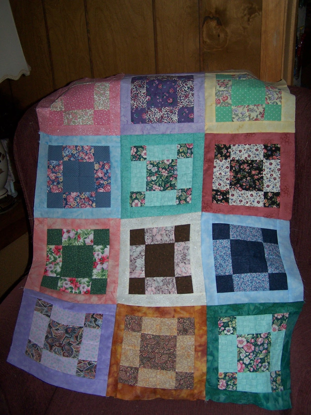 quilt pattern anyone been - photo #27