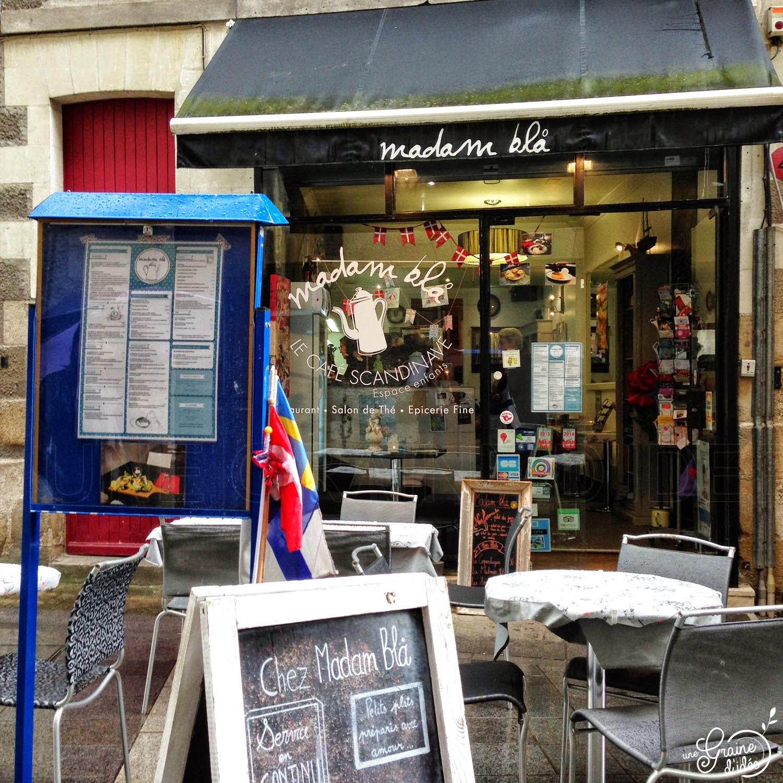 Café Scandinave - Madam Blå - Une Graine d'Idée