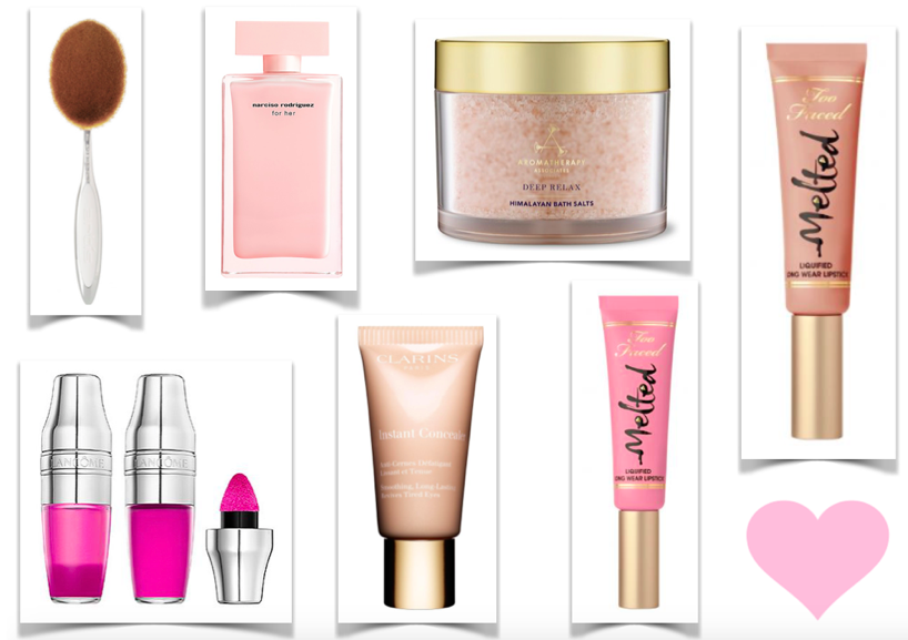 uk blog beauty wishlist spring 2016