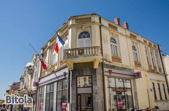 French consulate - Bitola, Macedonia