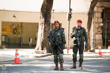exercito 21092018173849016 - Exército  vai empregar entre 25 mil e 30 mil homens nas eleições