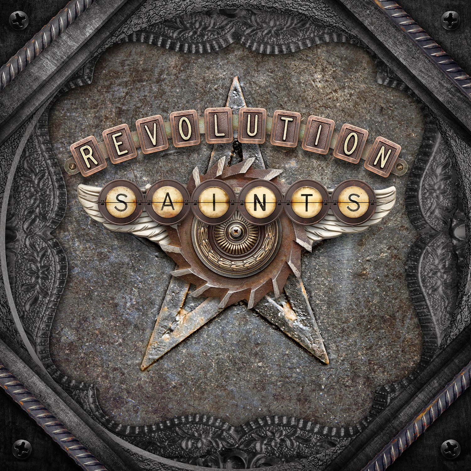 revolution saints - album - cover