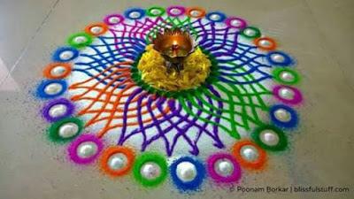 Verynicepic-Easy-rangoli-design-for-diwali-2018