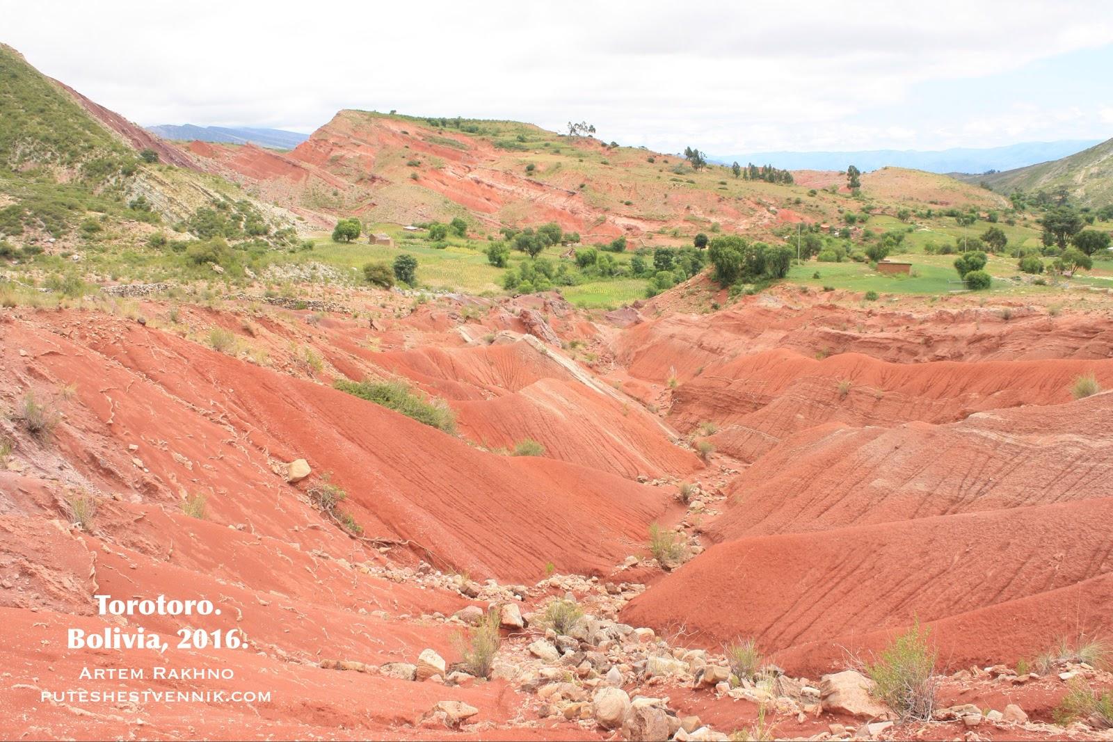 Красная почва
