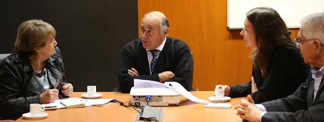 Intendente Regional recibió al Club de Adultos Mayores de Periodistas y Amigos de la Prensa de Concepción