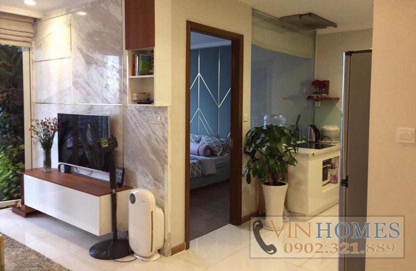 Chính chủ gửi bán căn hộ 3 phòng ngủ Vinhomes Central Park - hinh 2
