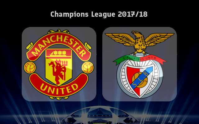 Manchester United vs Benfica Full Match & Highlights 31 October 2017