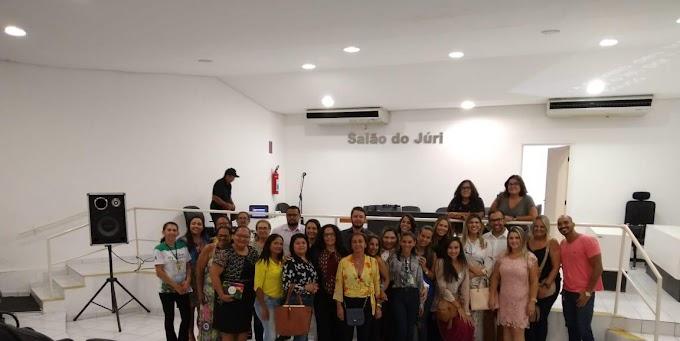 OAB realiza homenagem ao dia da mulher no Fórum de Delmiro Gouveia