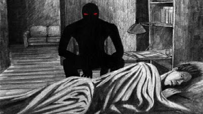 Shadow People – Friendly or Something to be Feared?