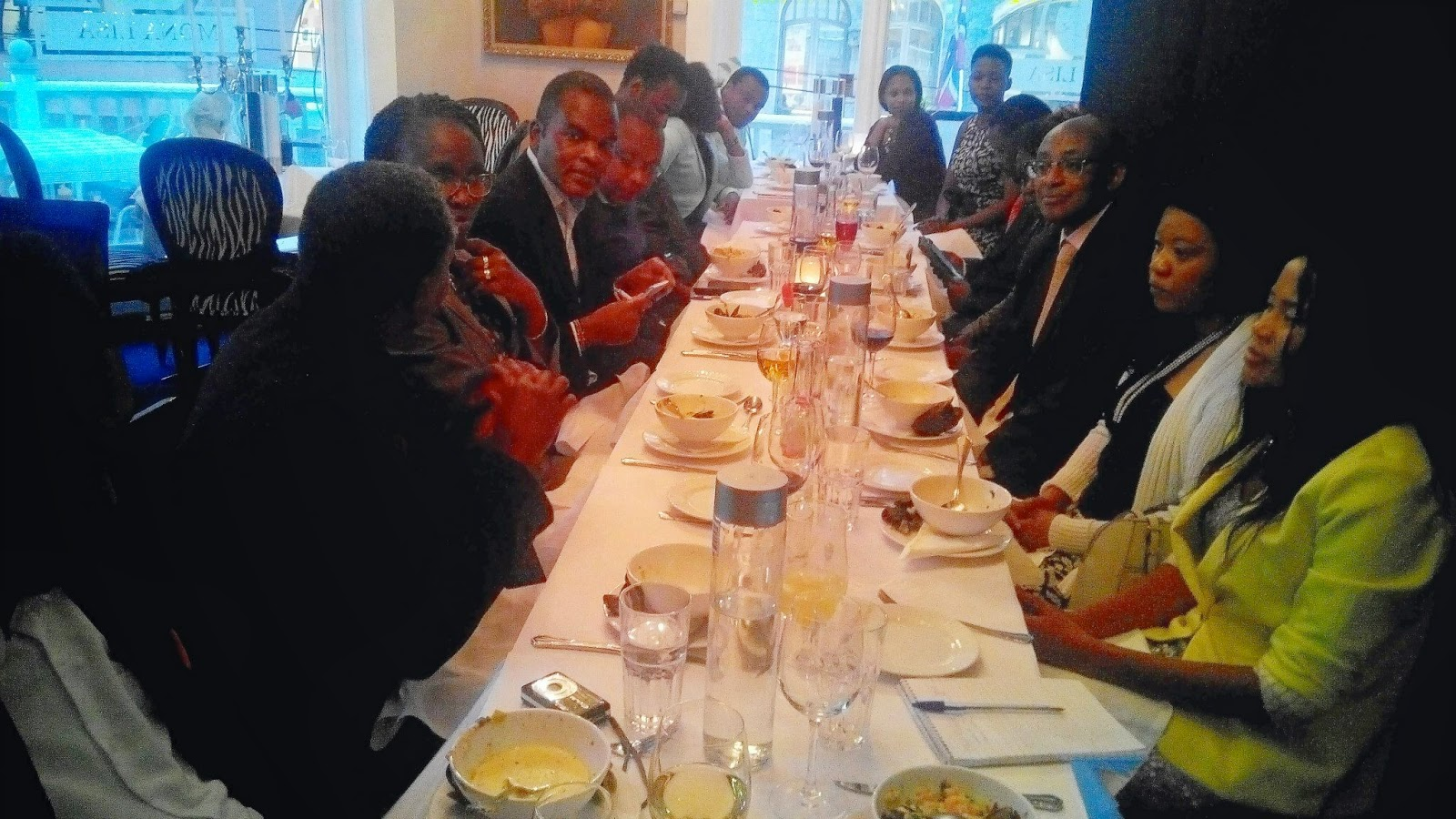 Kenyans in Norway: Kenya's New Ambassador granted formal
