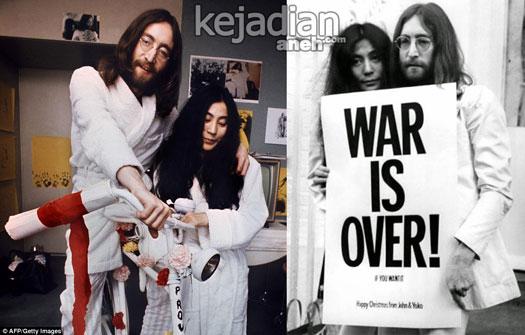 Gitar Love Me Do John Lennon yang Hilang Misterius Akhirnya Ditemukan