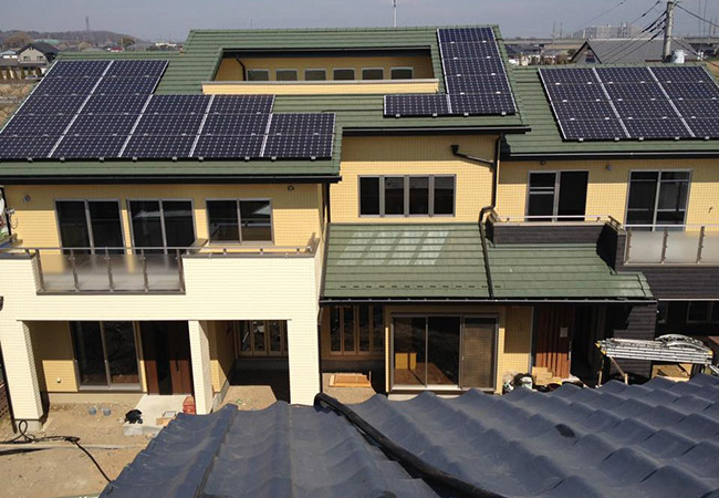 Tinuku Chubu Electric Power to buy solar electricity from residences