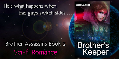 New Release: Brother's Keeper by Jolie Mason