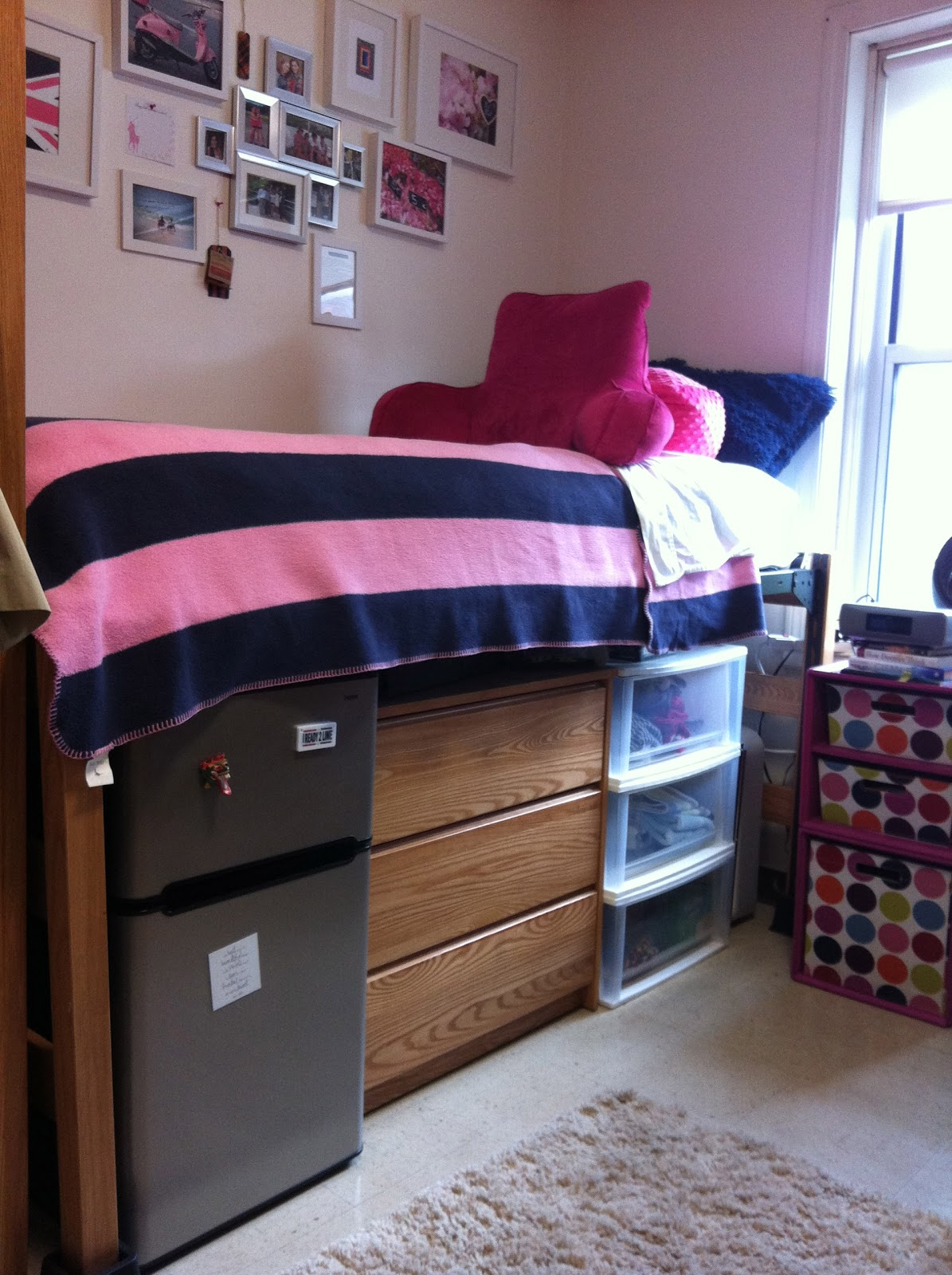 Dorm Room Beds: A Girl In The Know: College Prep