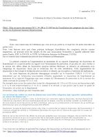 Les collectifs Aveyronnais font action commune auprès du Préfet