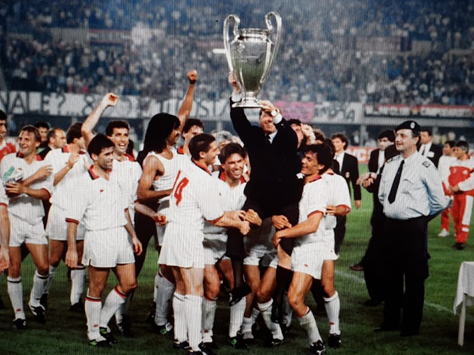 Berlusconi - AC Milan Tutkunluğunu Yarattı.
