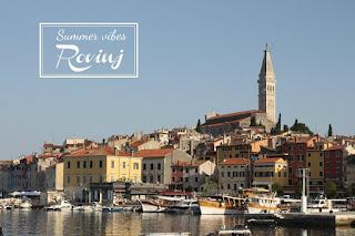 Летни вибрации: Ровин, Хърватия/ Rovinj, Croatia