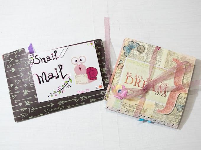 2º Edição Snail Mail by Mitiendadearte