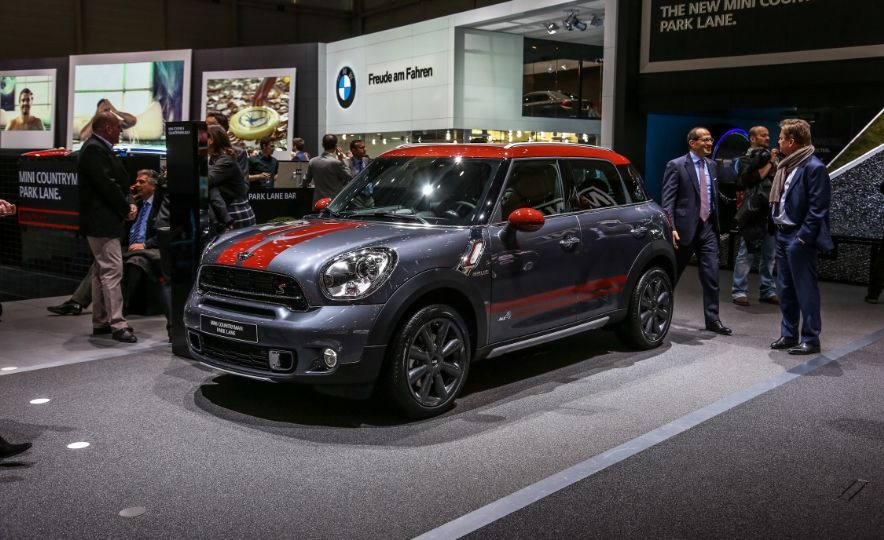 new mini car release dateNew 2016 Mini Countryman Park Lane Exterior Changes and Release