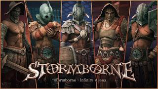 Stormborne : Infinity Arena Apk v1.3.25 (Mod Money) Terbaru