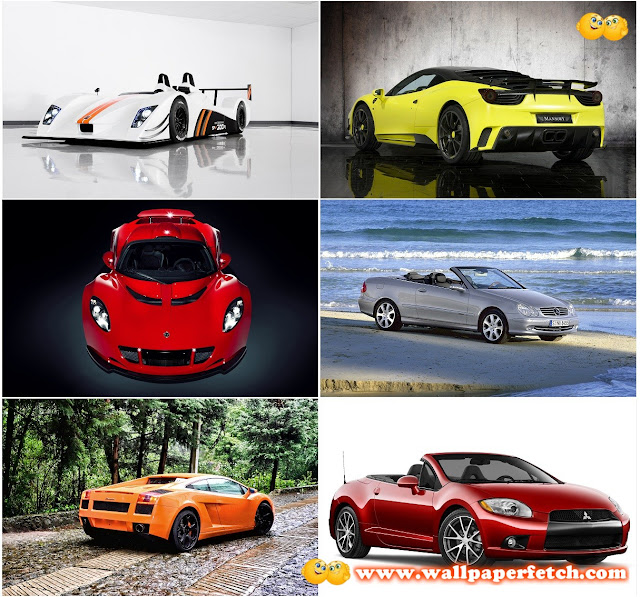Wallpaper Prehe: 40 Different Amazing Cars HD Wallpapers