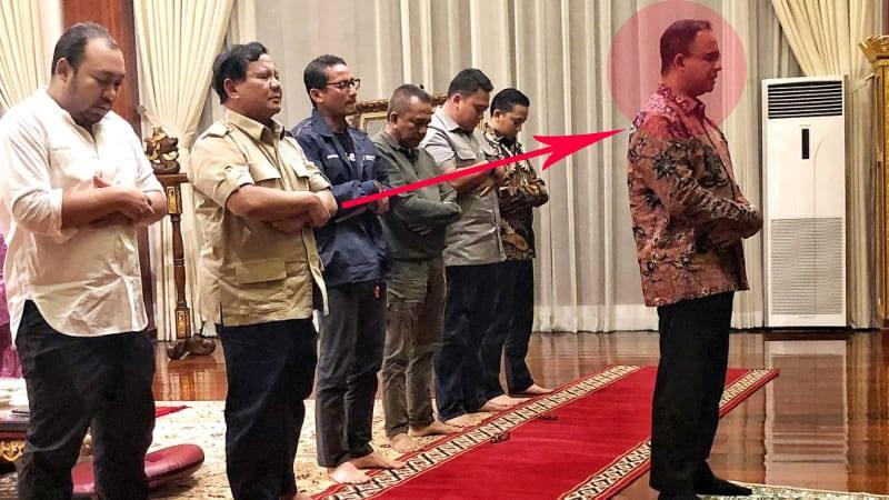 Surat Dari Seseorang, Teruntuk Pak Prabowo - Hijrahlah