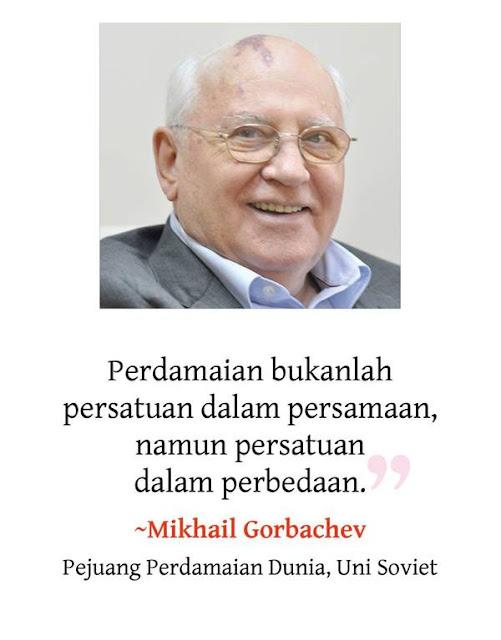 Mikhail+Gorbachev