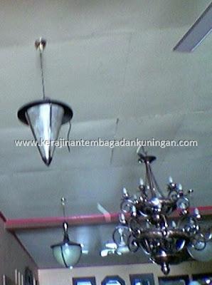 Lampu Tembaga | Kap Lampu Tembaga | Lampu Gantung | Lampu Hias | Aneka Lampu Tembaga