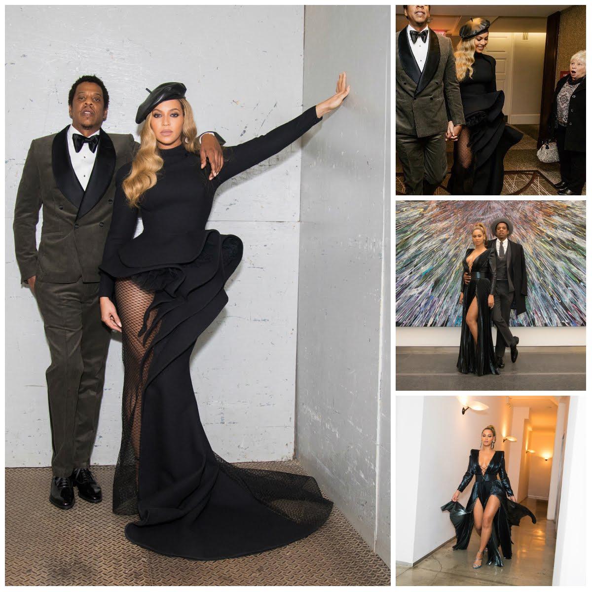 "Beyoncé pubblica foto Grammys, fa strike su Instagram, ""oscura"" il marito Jay-Z | Fashion Gossip"