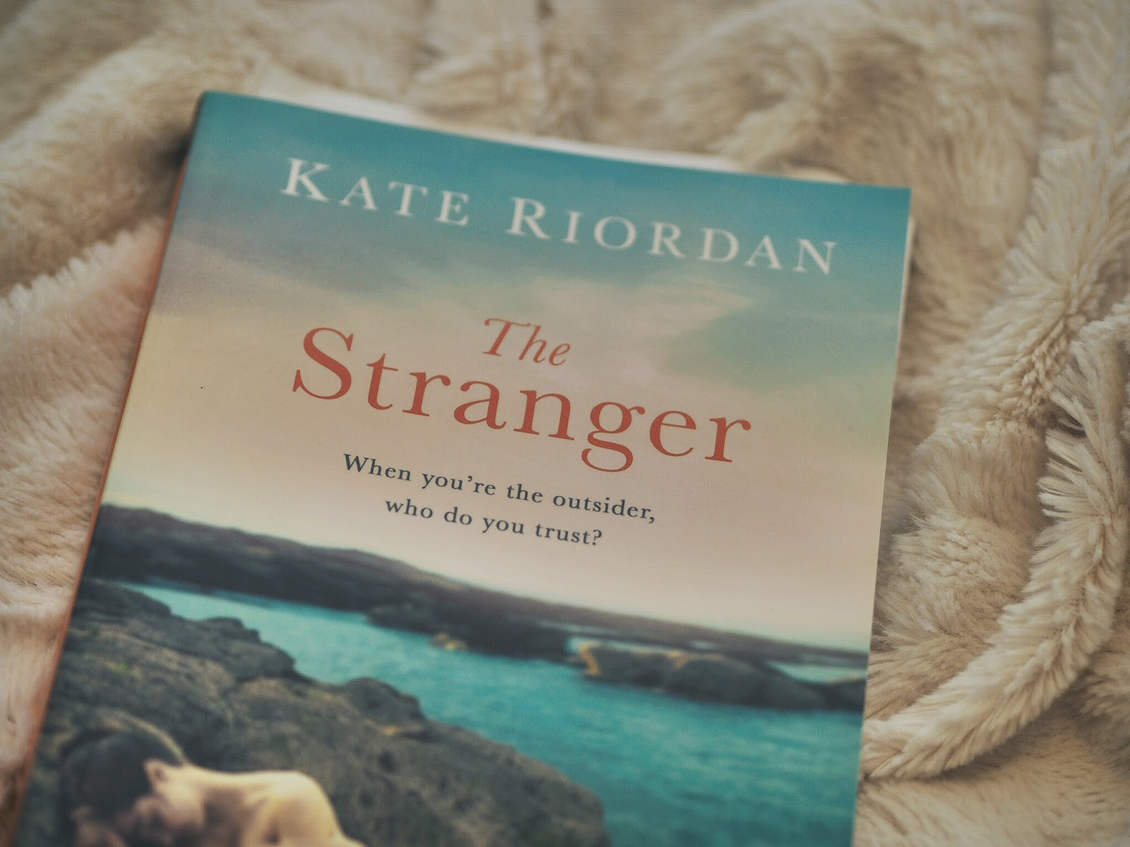 Book Tour: The Stranger by Kate Riordan