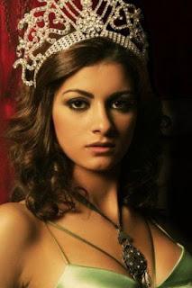 مريم جورج (Meriam George)، عارضة أزياء مصرية