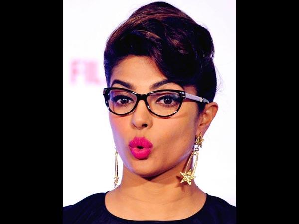 Priyanka Chopra Hot Lips Pics in 2016