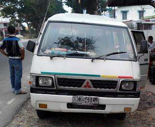 Bus Dari Siantar ke Tarutung