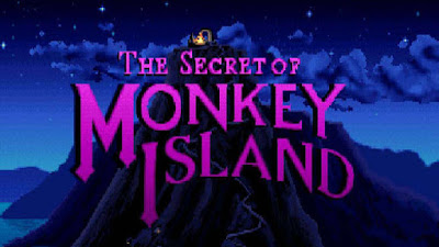 Monkey Island Wallpaper