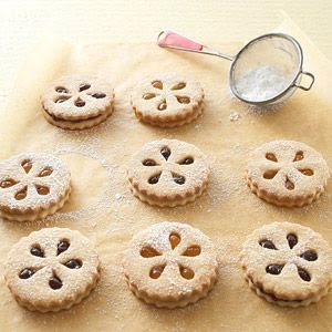 International Food Blog American 25 Days Of Christmas Cookies From