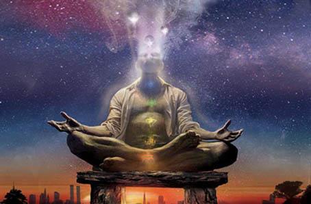 Difficile d'atteindre l'Eveil, bodhi, on est tous pris dans le cycle eternel de souffrance du samsara