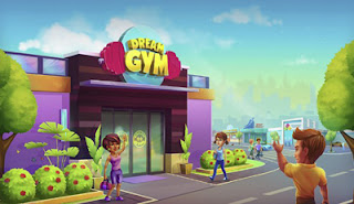 My Gym Mod Apk + Data v2.2.549 Unlimited Money Android Terbaru