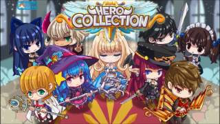 Hero Collection RPG v 1.70 Mod Apk (God Mode / Damage x1000 / No MP Consume)