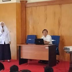 Kunjungan SMP PIUS Cilacap