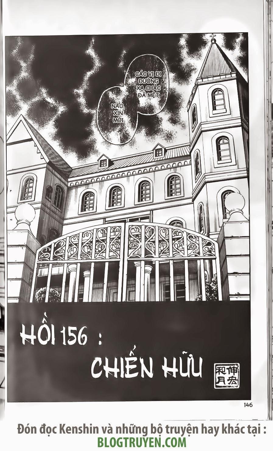Rurouni Kenshin chap 156 trang 3