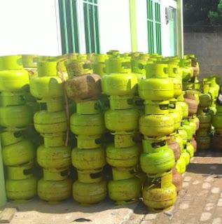 Peluang Usaha Sub Agen Penjualan Gas Isi 3 kg
